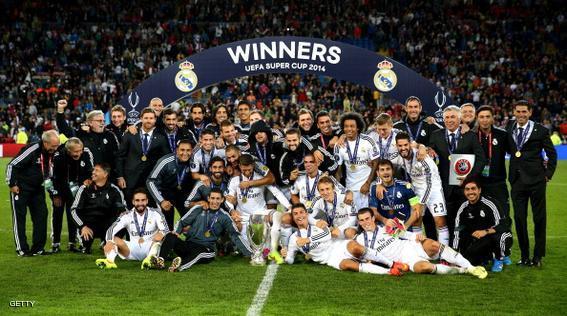 ريال مدريد يطيح باشبيلية و يحرز لقب السوبر الاوروبي