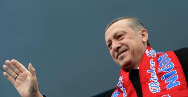 أردوغان يفوز برئاسة تركيا ، حسب النتائج الأولية