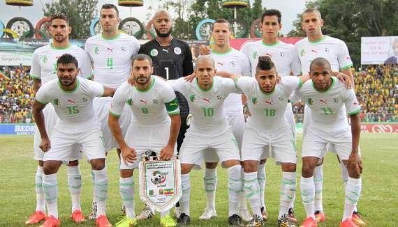 الجزائر تعزز صدارتها عربياً و إفريقياً في تصنيف الفيفا