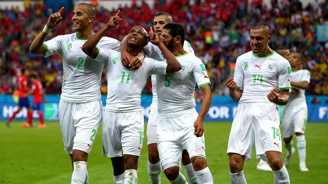 فوز ثمين للجزائر على أرض الحبشة : اثيوبيا 1-2 الجزائر