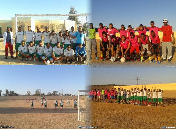 دورة كأس الجزائر للأحياء و القرى لدائرة المغير